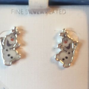 Olaf Earrings